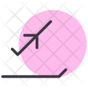 Departure Airport Airplane Icon
