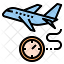 Departure Export Boarding Icon
