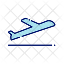 Depatures Airplane Departures Icon