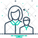 Dependent Icon