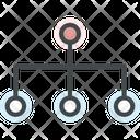 Deployment Devops Hierarchy Icon