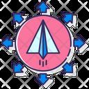 Deployment Development Computer Icon