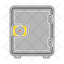 Deposit Banking Box Icon