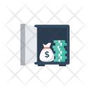 Safe Box Locker Icon