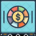 Money Deposit Safe Icon