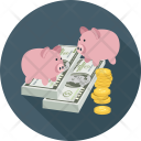 Deposit Economy Finance Icon