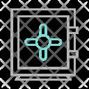 Deposit Finance Locker Icon