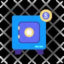Deposit Locker Vault Icon