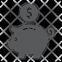 Deposit Finance Banking Icon