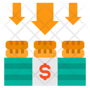 Deposit Decrease Plant Icon