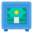 Deposit Finance Money Icon
