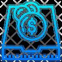 Deposit Money Saving Banking Icon