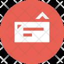 Deposit Check Cheque Icon