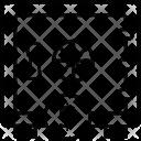 Deposit Dollar Locker Icon