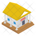 Depository Home Bank Financial Institute Icon