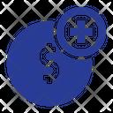 Deposits Money Bank Icon