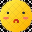 Depressed Smiley Avatar Icon