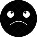 Depressed Disappointed Sad Icon