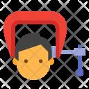 Depressed Male Icon