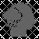 Depression Sad Lonely Icon