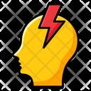 Migraine Headache Pain Icon