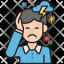 Mdepression Depression Anxiety Icon