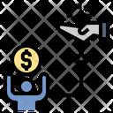 Dept Borrower Loan Icon