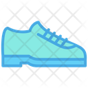 Derby Brogue School Shoes Icon