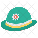 Derby Hat Hat Cap Icon