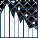 Descending Chart Icon