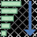 Descending sorting Icon