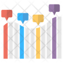 Business Infographics Descriptive Statistics Inferential Statistics Icon
