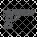 Desert Eagle Gun Icon