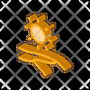 Heart Sketch Object Icon