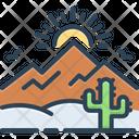 Desert Sands Sandbar Icon