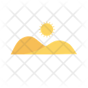 Nature Cactus Desert Icon