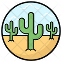 Desert Succulent Icon