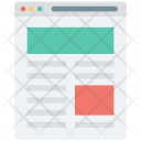 Design Template Web Icon