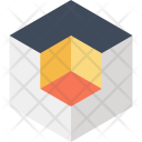 Design Art Cube Icon