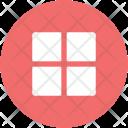 Design Template Square Icon