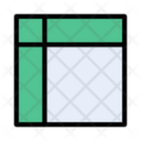 Layout Web Interface Icon