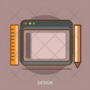 Design Workspace Technology Icon