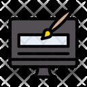 Design Designing Web Icon