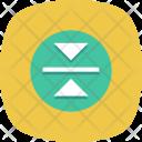 Design Flip Mirror Icon