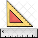 Design Geometry Ruler Icon