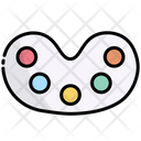 Design Color Art Icon