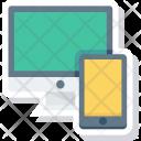 Design Responsive Monitor Icon