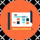 Design Development Document Icon