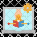 Software Developer Computer Icon