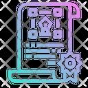 Design Certificate Icon